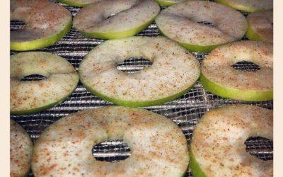 תפוח מיובש